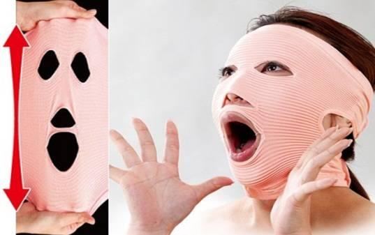 Mặt nạ luyện tập cho da mặt